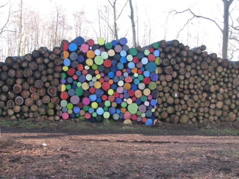 Kunst am Holz